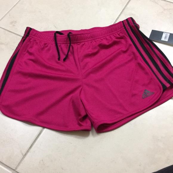 adidas Bottoms   Girls Running Shorts Sz 1416   Poshmark 2e65b7edaf